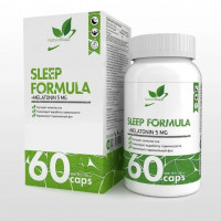 Sleep Formula NaturalSupp 60 капс.