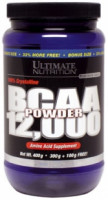 BCAA Ultimate Nutrition 12 000 400 г.
